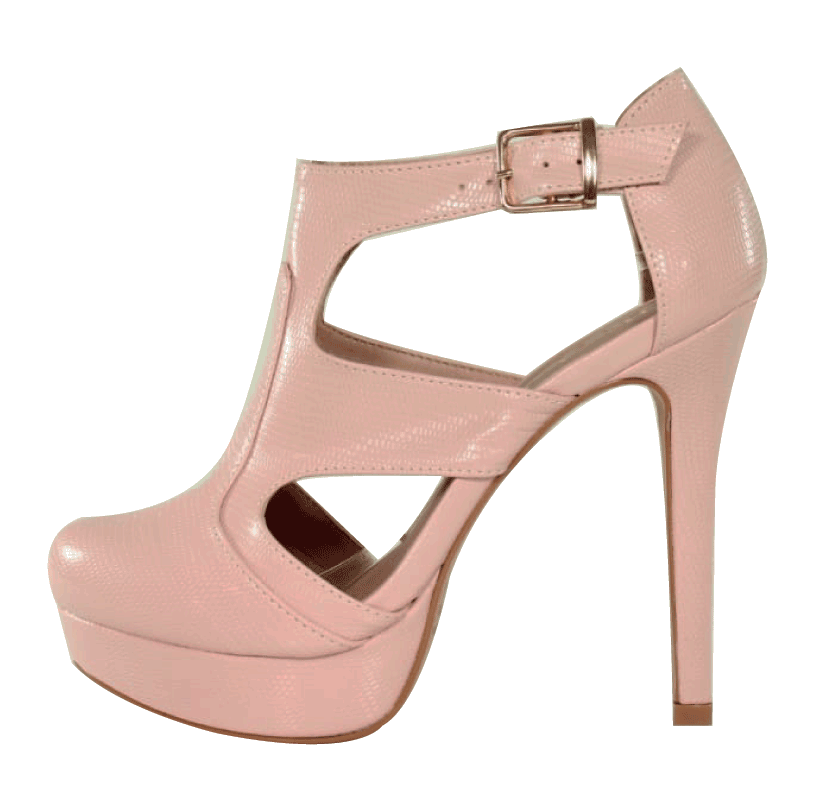 Sandal Boot Iguana Rosé