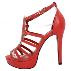 Sandália Corte a Laser Week Shoes